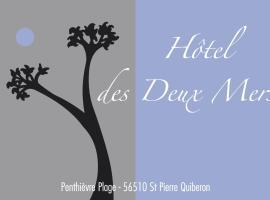 Hôtel Des Deux Mers, Saint-Pierre-Quiberon
