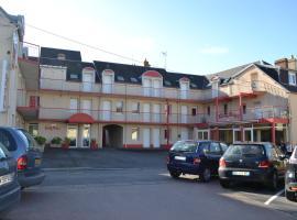 Hotel Eisenhower (ex King Hôtel), Пор-ан-Бессен-Юппен