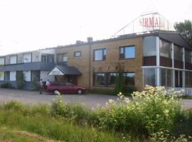 Hotel Takka-Valkea, Салла (рядом с городом Raatikka)