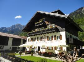 Walch's Camping & Landhaus, Braz