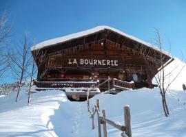 La Bournerie, Le Grand-Bornand