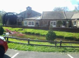 The Old Mill, Knitsley