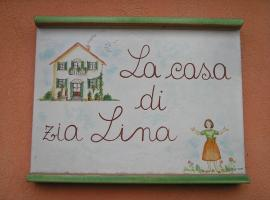 B&B La Casa di Zia Lina, Monsummano