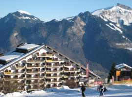 Appartement Op De Alpenweide / Skipiste