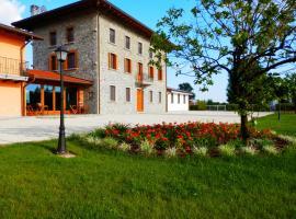 Agriturismo Cjargnei, Povoletto (Remanzacco yakınında)