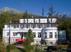 Penzión Poľana, Vysoké Tatry