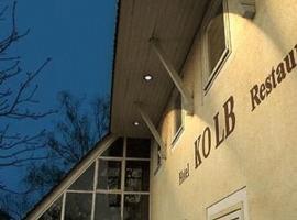 Hotel Kolb, Zeil