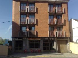 Hotel Carmen, Bembibre (Almázcara yakınında)