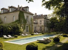 La Minotte B&B, Montfort-l'Amaury (рядом с городом Auteuil)