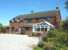 The Hollies Farm Bed and Breakfast, Holsworthy