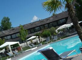 Quality Hotel Le Cervolan Chambéry - Voglans, Воглан (рядом с городом Ле-Бурже-дю-Лак)