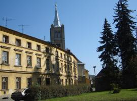 Apartmány - Vidnava, Vidnava (Černá Voda yakınında)