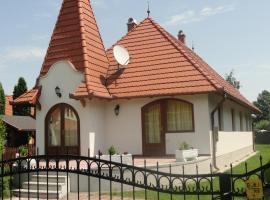Tornyos Villa, Balatonberény (рядом с городом Vörs)