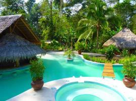 3 Bamboo Eco Lodge, Cahuita