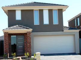 Serviced Houses Roxburgh Park, Coolaroo (Eden Park yakınında)
