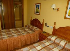 Hotel Paqui, Valverde de Júcar (Piqueras del Castillo yakınında)