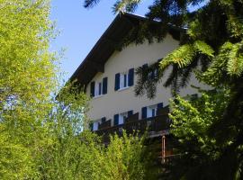 Hôtel des Skieurs, Le Sappey-en-Chartreuse (рядом с городом Quaix)