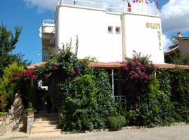 Sun Apart Motel, Gumuldur (in de buurt van Ozdere)
