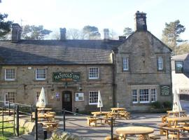 The Manifold Inn Hotel, Hartington (рядом с городом Warslow)