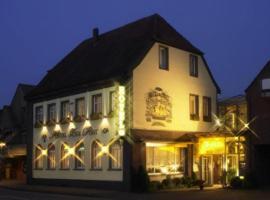 Hotel zur Post, Wettringen (Neuenkirchen yakınında)