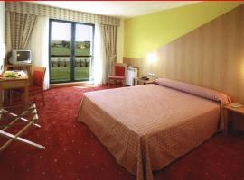 Hotel Mirador de Gornazo, Gormazo (рядом с городом Мар)