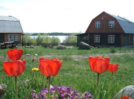 Tourism Complex Rybatskaya Derevnya