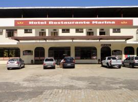 Hotel e Restaurante Marina, Ponte Coberta