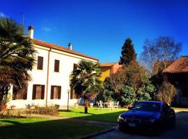 A Villa Esperia Bed and Breakfast, Isola della Scala (Vallese yakınında)