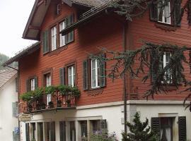 Hotel Gotthard, Gurtnellen (Meien yakınında)