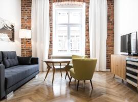 Relaks Apartamenty, Krakau