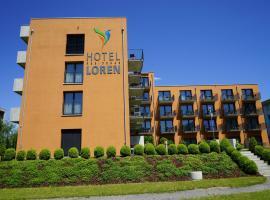 Hotel Residence Loren, Uster (Nänikon yakınında)