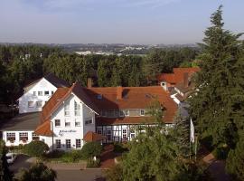 Hotel Hahnenkamp, Bad Oeynhausen (Bergkirchen yakınında)