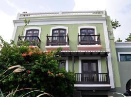 The Gallery Inn, Sanhuana