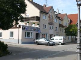 Haus Danhamer, Stetten am Kalten Markt (Schwenningen yakınında)