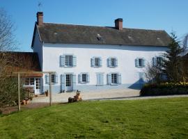 La Chapelle Chambres D'Hôtes, Moon-sur-Elle (рядом с городом Villiers-Fossard)