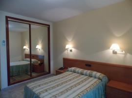 Hotel San Cristobal, Coria (Pescueza yakınında)