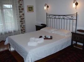 Dryades Guesthouse, Áno Khóra