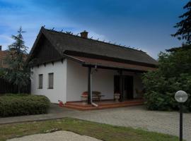 Szarka ház Csongrád, Csongrád (рядом с городом Magyartés)