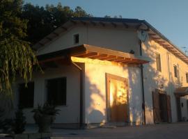 Agriturismo La Fara, Civitaquana (Vicoli yakınında)