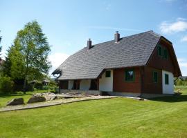 Chata Kamínek, Srní (Prášily yakınında)