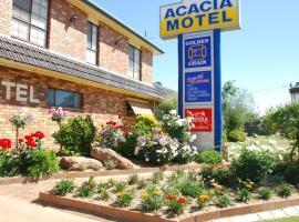 Acacia Motel, Griffith (Goolgowi yakınında)