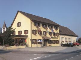 Gasthaus zum Hecht, Mammern (Öhningen yakınında)