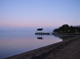 Logging Chain Lodge Cottage Resort, Dwight (Oxtongue Lake yakınında)