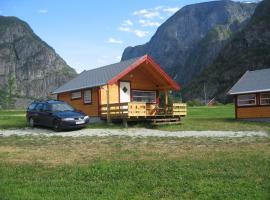 Sæbø Camping, Eidfjord