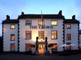 The Crown Hotel, Wells next the Sea