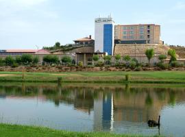 Hotel Doña Brígida – Salamanca Forum, Вильямайор (рядом с городом Ла-Рад)