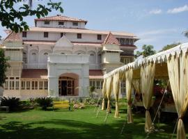 Jambughoda Palace - A home for Nature Lovers