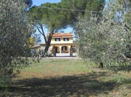 Agriturismo Poggio Sassineri, Magliano in Toscana (Marsiliana yakınında)
