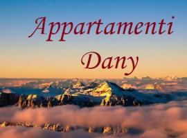Appartamenti Dany, Арабба (рядом с городом Ливиналлонго-дель-Коль-ди-Лана)
