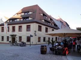 Bernardo Bellotto Hotel garni, Pirna